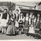Σχολική γιορτή. Φωτογραφία από το αρχείο του Α. Φαράντου (1967-8)