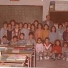 Αναμνηστική τάξης. Φωτογραφία από το αρχείο του Α. Φαράντου (1976-77)